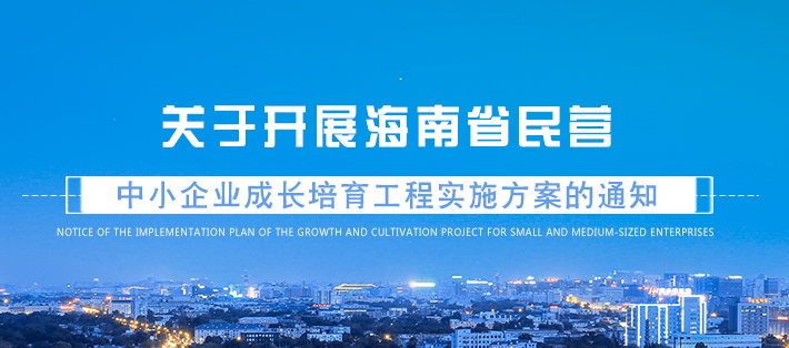 海南中小企业banner